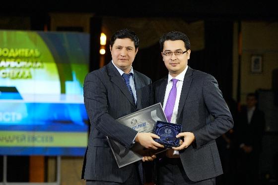 """Победа """"СафПласт"""" в ежегодной премии «Профессионал строительной отрасли»"""